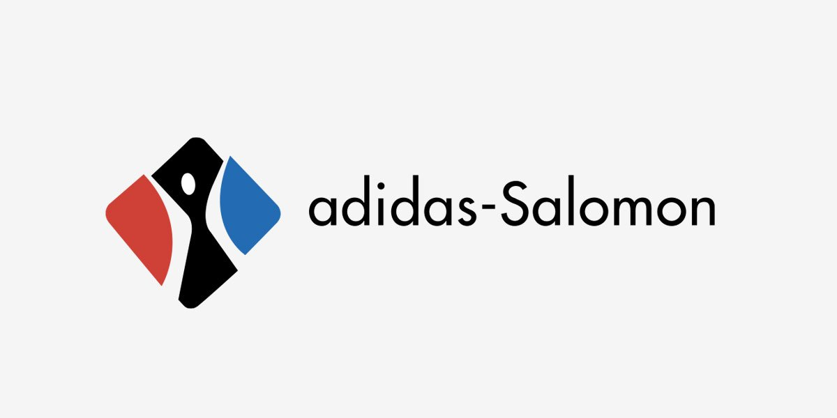 Логотип Adidas Salomon Collab